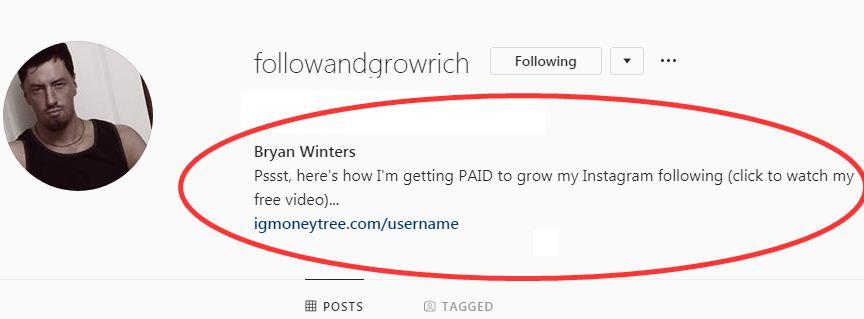 Make Money on Instagram